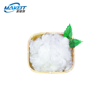 low melt  polyester staple fiber
