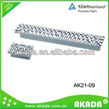 furniture hardware, cabinet pull of zamac AK21-09