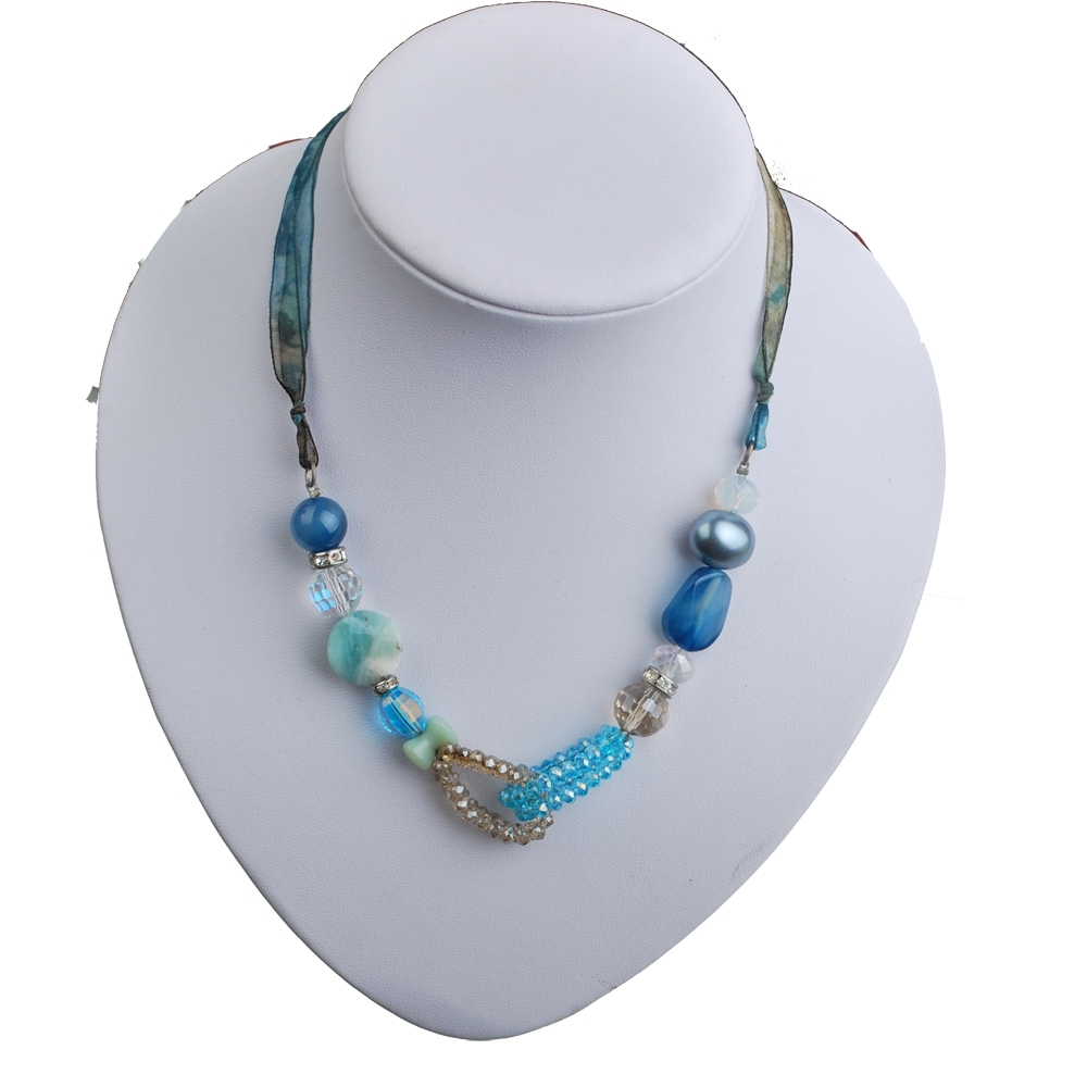 Mediterranean sea style necklace for lady