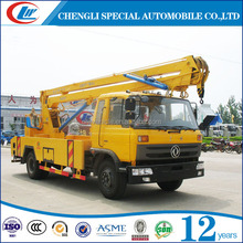 Dongfeng 20m vehicle mounted mobile elevating work platform for sale