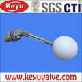 Water valve for water tank
