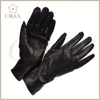 long working mens yellow leather gloves pakistan