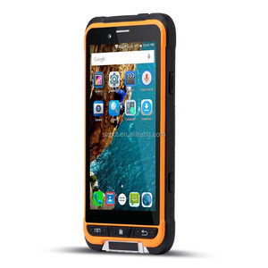 high quality 1280*720 Octa-core Android 6.0 Waterproof Rugged phone 4G Rugged PTT/GPS CCT-S10