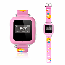 2016 Factory price Smart watch for Kids Children GPS Monitor kids gps smart watch phone