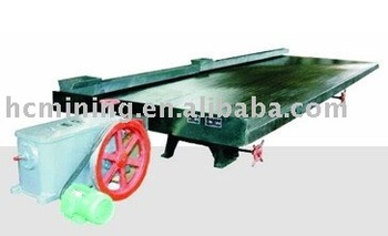 Gold ore Mining Shaking Table for sale
