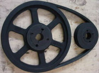 Types of casting iron Timing Belt Pulleys, Pulley Wheel for Rope
