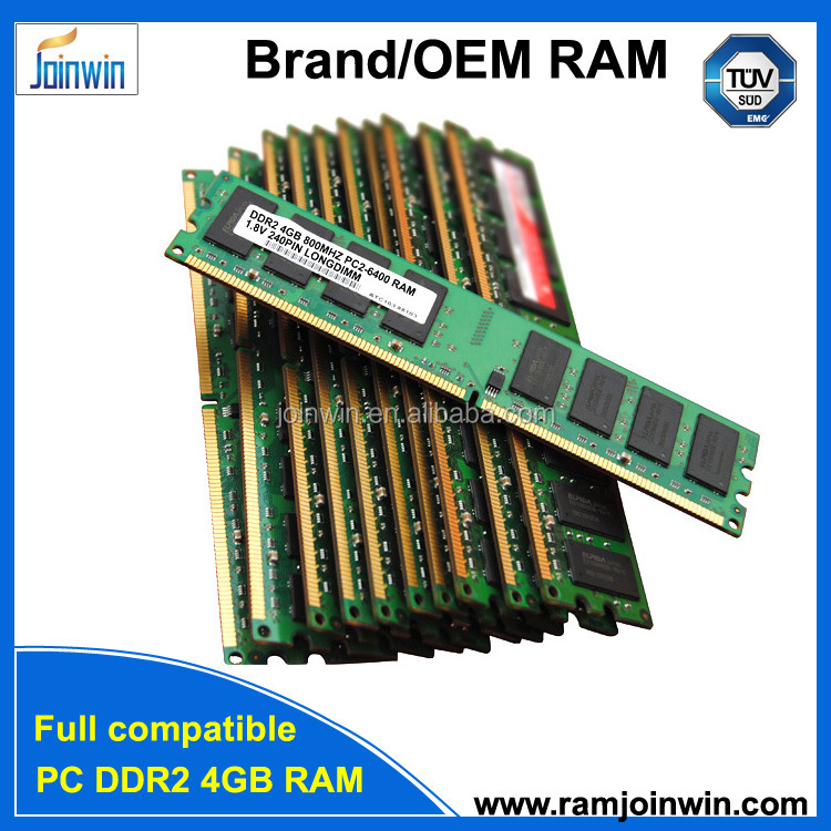ddr2 4gb ram memory price and android tablet desktop ram from shenshen manufacturer