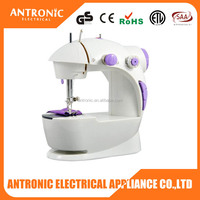 ATC-201 Antronic Household Mini Manual Sewing Machine with bobbin winding