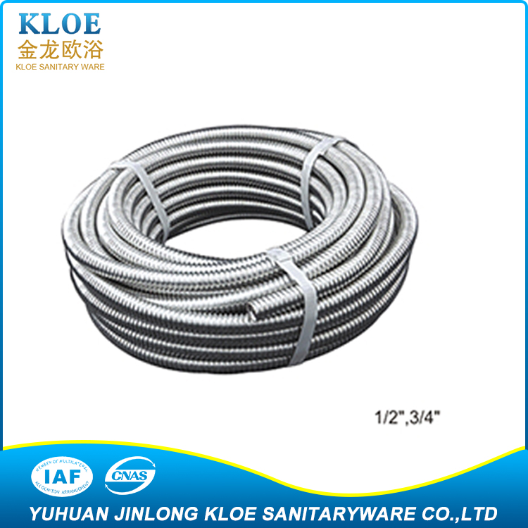 Excellent quality low price stainless steel shower hose