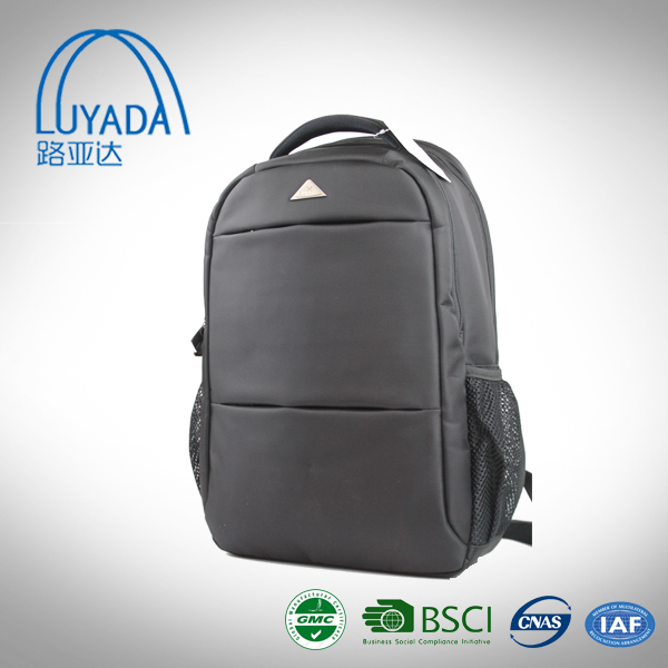 Top China brand good business used laptop backpack with custom logo