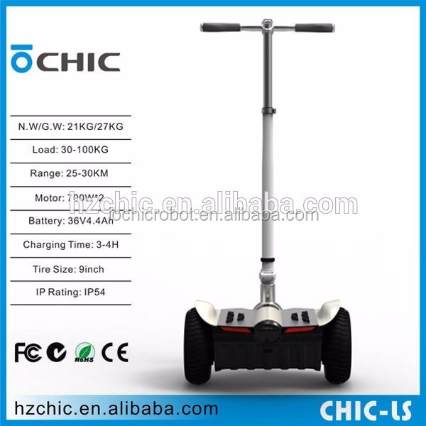 IO Chic Robot New Listing Off Road 2 Wheels Smart Board Scooter Hot Sale