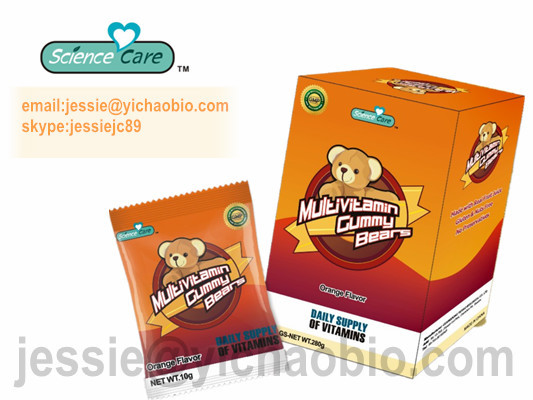 protein Collagen Gummy candy for women
