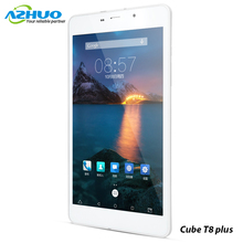 "Cube T8 plus ultimate 4G LTE Phablet Tablet PC 8"" IPS 1920x1200 Android 5.1 Lollipop 2GB RAM 16G ROM GPS WiFi"