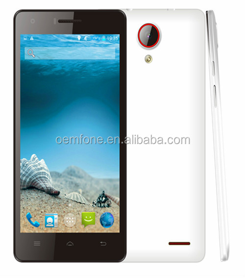 5inch 4g android mobile phone