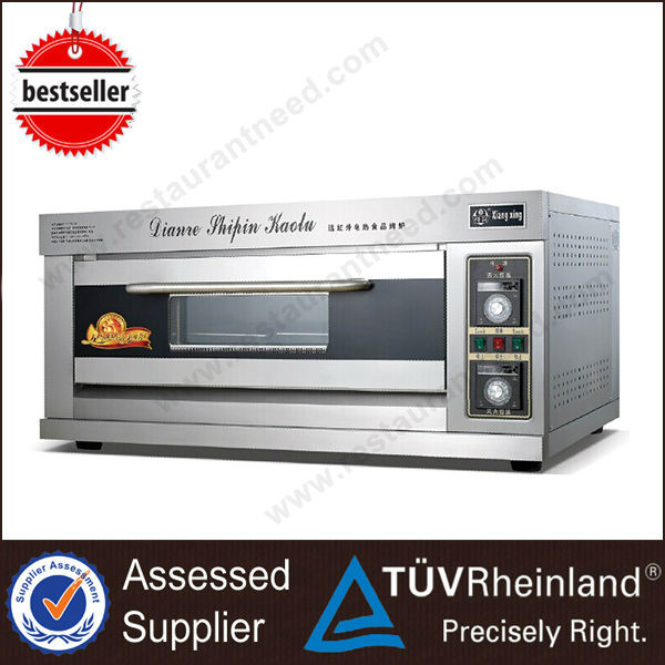 2016 Equipment Restaurant 1-Layer 2-Tray Industrial pizza oven