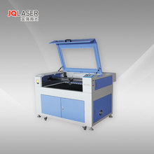 JQ9060 wooden crafts laser engraving machine for pet memorial tag
