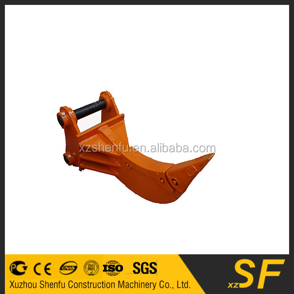 Best excavator ripper,single tine ripper excavator parts made in China