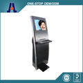 best seller big size free standing touch screen information inquiry kiosk with motion sensor (HJL-3359)