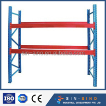 Quickly installation medium duty metal racks warehouse long span rack