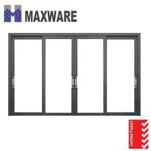 Professional thermal broken aluminium sliding door made in China