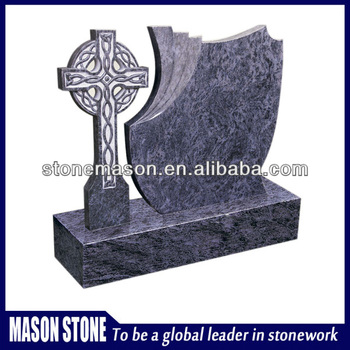 Cheap celtic cross headstones monument for cemetery
