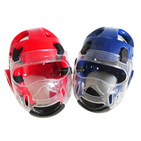 Head guards sport tkd helmet