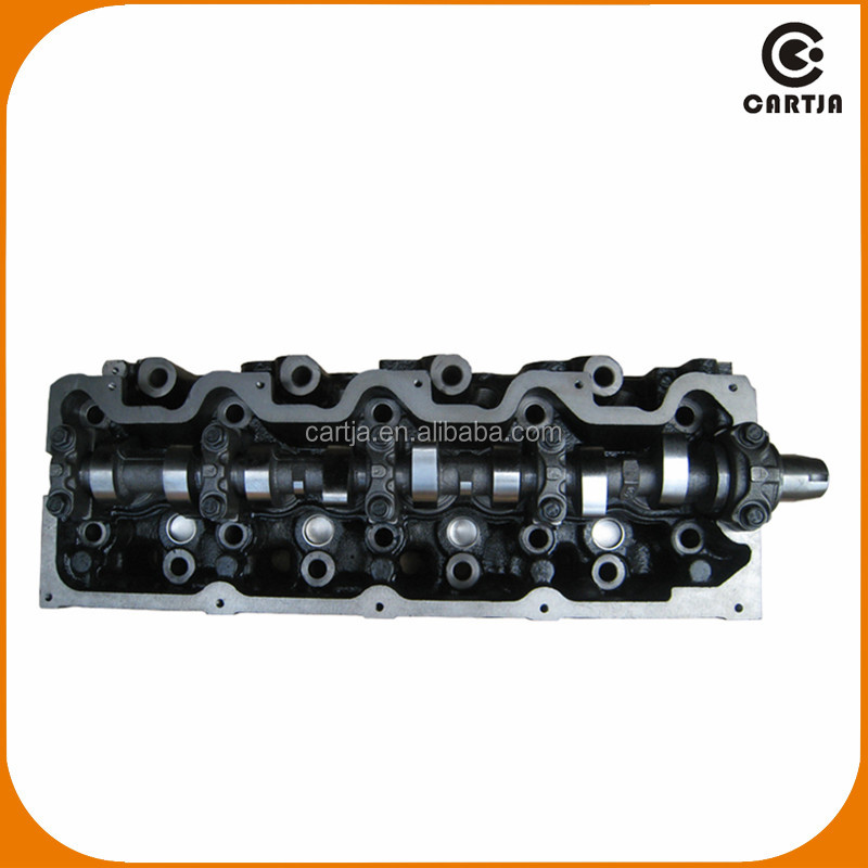 Toyota 3l head of cylinder block