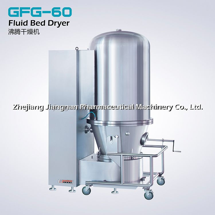 New Designed Fluid Bed Dryer Drying Manufacturer In India