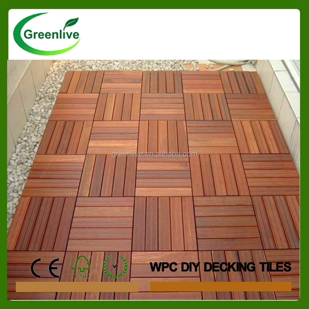 Boat deck materials wood plastic composite