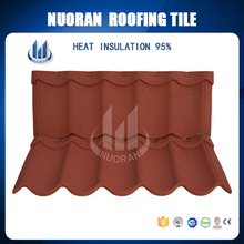 NUORAN Luxury Villa Lightweight Roof Tile Price