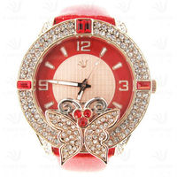 fashion jewelry lovely women watches China supplier Japan movt