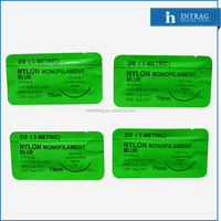 Non Absorbable Surgical Monofilament Nylon Suture