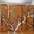 Saving Space Free Design Folding Wall Room Division Decorative Wooden Movable Screen