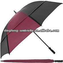 High quality 30inch subway lexus golf umbrella for gift with little cost