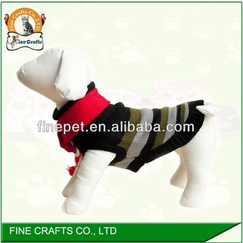 Cheap pet Sweater dog coat