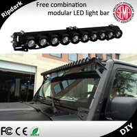 Popular products in USA 12v LED light bar perfect 4x4 ATV UTV car accessories light