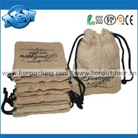 fabric drawstring burlap jewelry pouch pattern