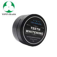 100% Natural Activated Charcoal Whitening Tooth Teeth Powder Toothpaste White
