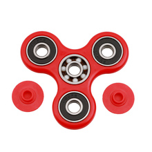 2017 Factory hot selling anti stress and ADHD fidget spinner 608 Bearing toy finger spinner