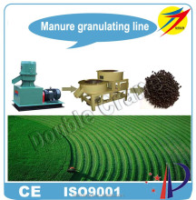 Home businesss fertilizer pellet making machine for organic fertilizer processing