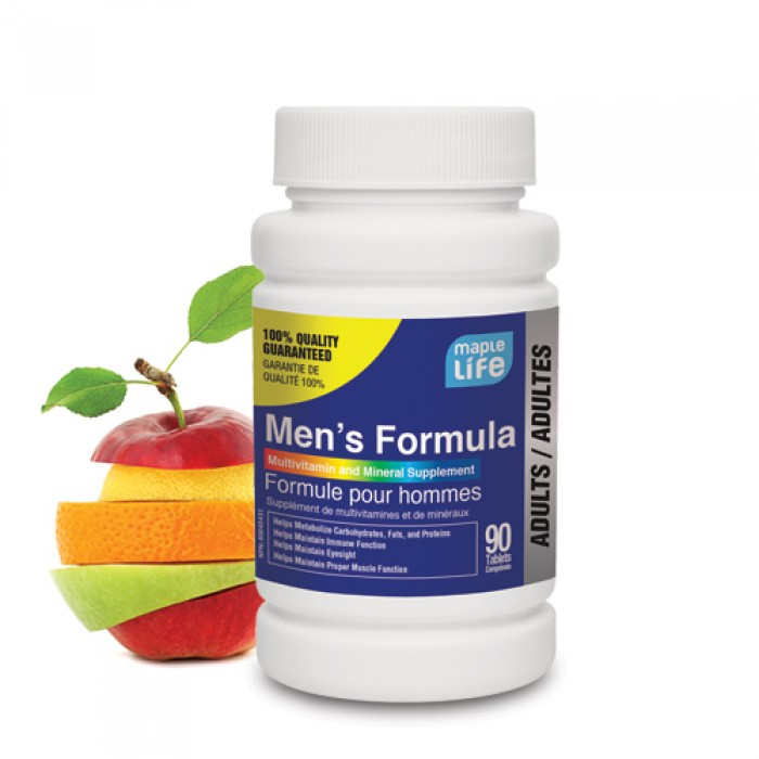Health Care Supplement in Immune & Anti-fatigue Complex Centrum vitamin for Men