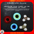 High Quality Business Gift items For Advertising 2017 Newest LED Flashinng Hand Spinner