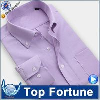 Provide OEM service party wear shirts for men