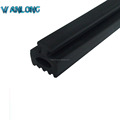 Sealing strip for aluminum alloy doors and windows