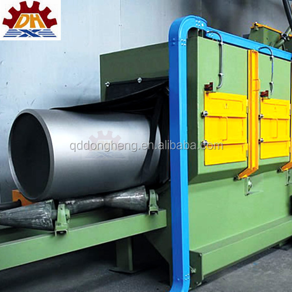 Large/Medium/Small Diameter Steel Tube/Steel pipe Inner Wall /Outer Wall Shot Blasting Machine