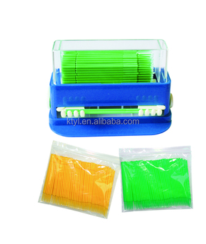 Oral Therapy Equipments&Accessories Type dental disposables/brushes/micro applicator