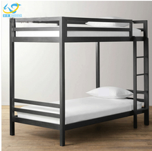 School furniture Foshan Factory supply Best selling metal slatted bed frame dubai bunk bed for sale philippines
