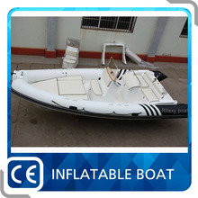 New arrival cheap rib hypalon inflatable boat