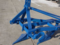 Hot sale baldan steel furrow plough with 4 blades