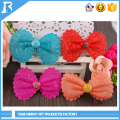 2016 China Wholesale Pet Accessories Colorful Dog Bow Tie